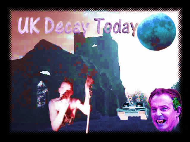 UK Decay Today - Edition One