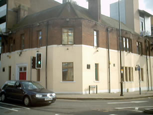 The Plume of Feathers (Now demolished)