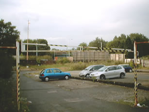 The Five-O Club (Now Demolished)