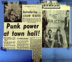 Luton area punk Communities