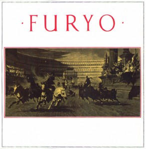 Furyo Mini LP - front