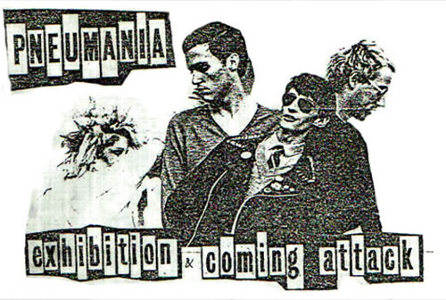 Pneumania advert for Split Single