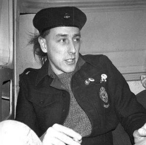 Steve Spon in 1986