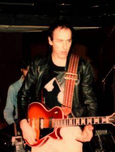 Steve Spon 1981