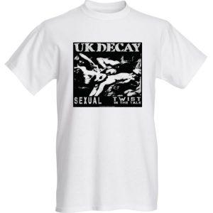 Sexual Twist on WhiteT Shirt