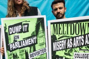 Dump it on Parliament Revisited – The Final Cut