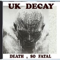 Death So Fatal 2017 Limited Edition CD Live Album
