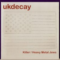 Killer - Heavy Metal Jews 7 inch vinyl single