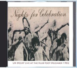 Nights For Celebration Limited Edition 2017