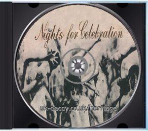 Nights For Celebration-Label
