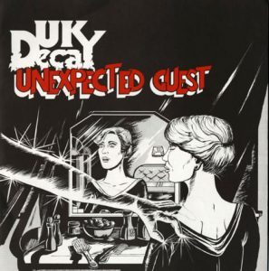 Unexpected Guest- ~Unwind 7 inch vinyl single