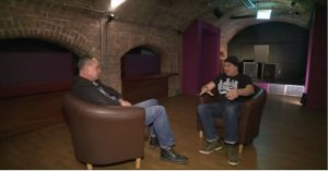 Matt Hudson and Steve Spon discuss life in punk Luton back in the day.