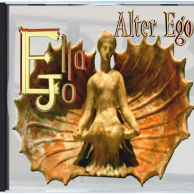 Alter Ego album by Ella Jo - front