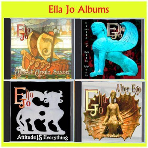 Ella Jo Albums