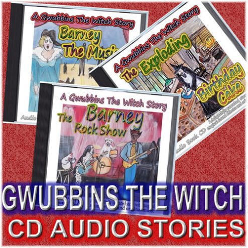 Gwubbins Spoken Story's for Kids